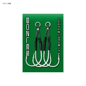 BOZLES(ボーズレス) BOZLES フック ワラサ用 ツイン ロング