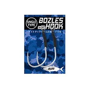 BOZLES(ボーズレス) BOZLES フック ブリ用 シングル ショート