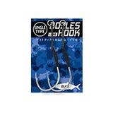 BOZLES(ボーズレス) BOZLES フック ブリ用 シングル ロング ジグ用アシストフック