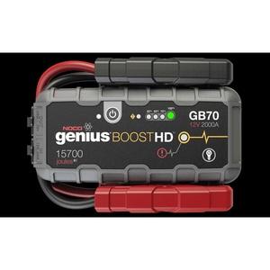 NOCO(ノコ) GB70 ジーニアス ブースト PRO ジャンプスターター 8.0L GB70 バッテリーチェッカー・静電気除去