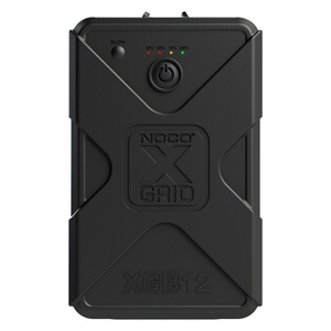 【送料無料】NOCO(ノコ) モバイルバッテリー 12AH XGB12