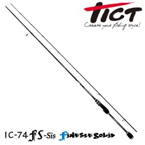 TICT(ティクト)ICE CUBE(アイスキューブ) IC−74FS−Sis