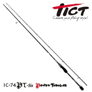 TICT(ティクト)ICE CUBE(アイスキューブ) IC−74PT−Sis