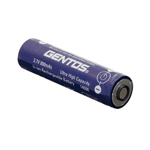 GENTOS(ジェントス) ヘッドライト GF-006RG専用充電池式 GA-07