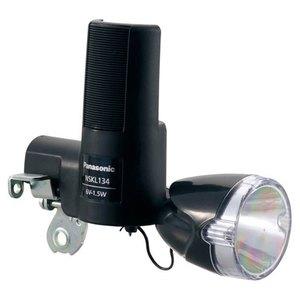 パナソニック(Panasonic) LED発電ランプ ブラック NSKL134-B