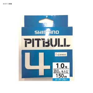 シマノ(SHIMANO) PL−M54R PITBULL(ピットブル)4 150m