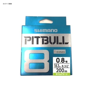 シマノ(SHIMANO) PL-M58R PITBULL(ピットブル)8 150m 57279 オールラウンドPEライン