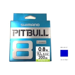 シマノ(SHIMANO) PL−M58R PITBULL(ピットブル)8 150m