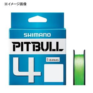 シマノ(SHIMANO) PL-M64R PITBULL(ピットブル)4 200m 1.2号 ライムグリーン 57305