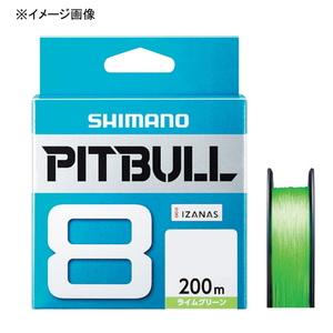 シマノ(SHIMANO) PL-M68R PITBULL(ピットブル)8 200m 57318 オールラウンドPEライン