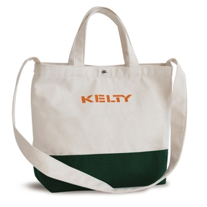 KELTY(ケルティ) SHOULDER LOGO TOTE 2592223