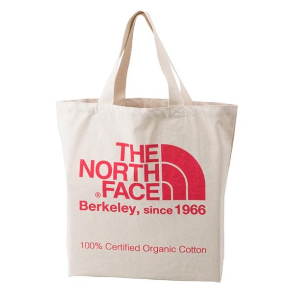 THE NORTH FACE(ザ・ノースフェイス) TNF ORGANIC COTTON TOTE(TNF オーガニック コットン トート) NM81616 トートバッグ