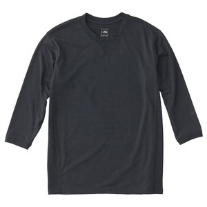 THE NORTH FACE(ザ・ノースフェイス) 3/4 HEAVY SWEAT TEE Men's NT11890 メンズ速乾性半袖Tシャツ