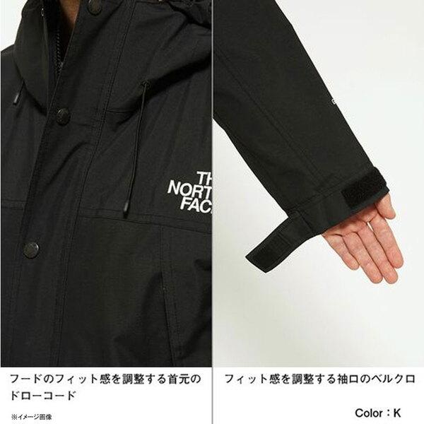 THE NORTH FACE(ザ・ノースフェイス) MOUNTAIN LIGHT JACKET(マウンテン ライト ジャケット) Men's NP11834 メンズ防水性ハードシェル