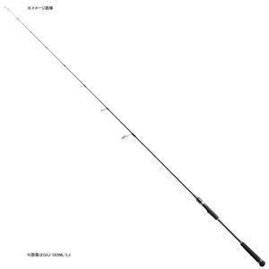 メジャークラフト ジャイアントキリング ライトジギングモデル GXJ-S63L/LJ
