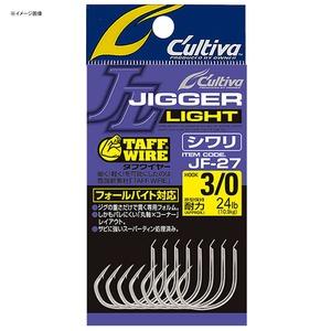 オーナー針 ジガーライトシワリ 3.5/0号 JF27