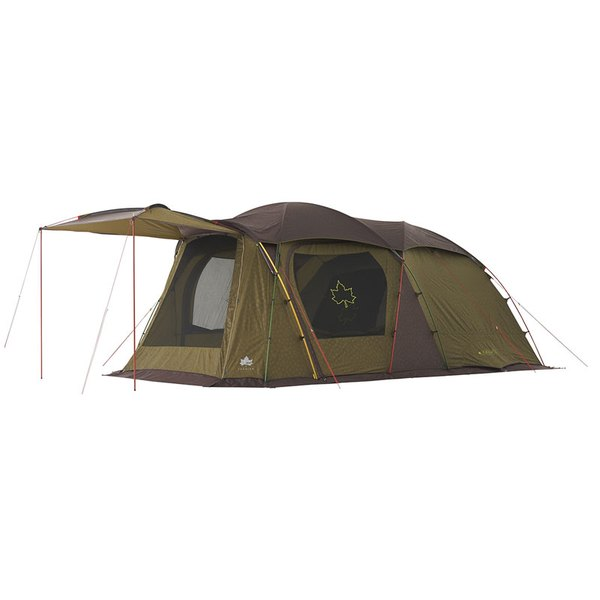 ロゴス(LOGOS) プレミアム PANELストロングGドゥーブル XL-AH 71805522 ファミリードームテント