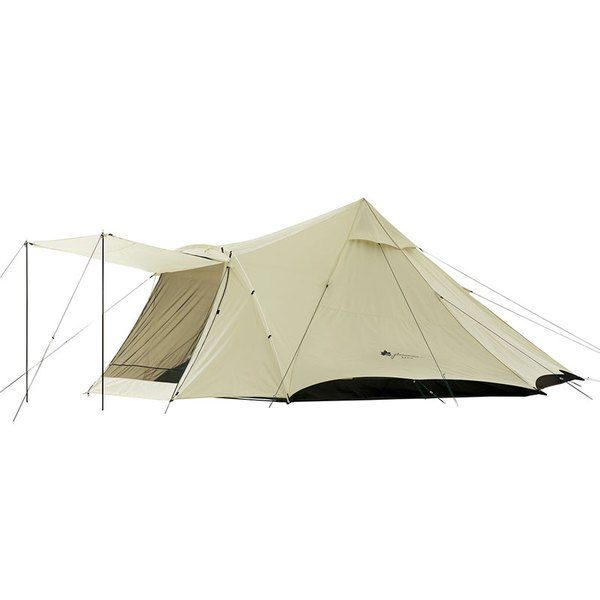 ロゴス(LOGOS) グランベーシック Tepee 520-AH 71805527 ファミリードームテント