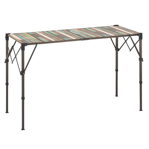 ロゴス(LOGOS) グランベーシック カーボントップカウンター15060 73200029 キャンプテーブル