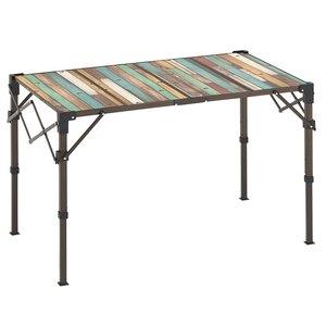 ロゴス(LOGOS) グランベーシック カーボントップテーブル10060 73200030 キャンプテーブル