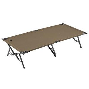 ロゴス(LOGOS) 【認証店限定】グランベーシック Bed Style BIG コット 73200028