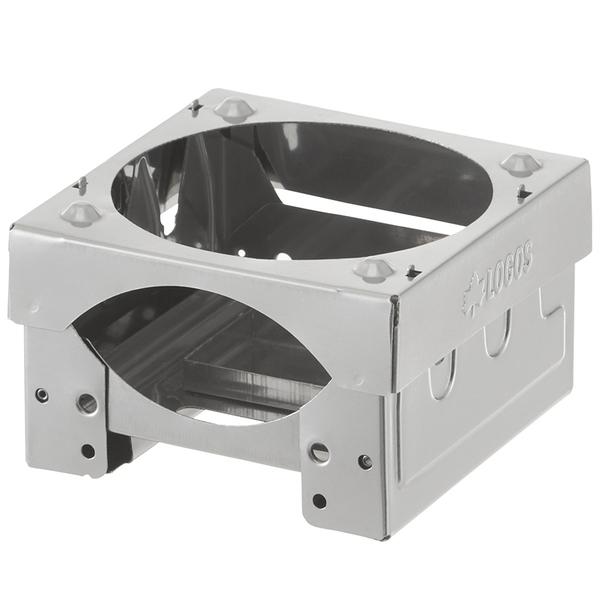 ロゴス(LOGOS) マイクロステンコンロ 83010101 固形燃料式