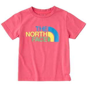 THE NORTH FACE(ザ・ノースフェイス) S COLORFUL LOGO TEE Kid's