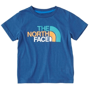THE NORTH FACE(ザ・ノースフェイス) S COLORFUL LOGO TEE Kid's NTJ31730 半袖(ジュニア・キッズ・ベビー)