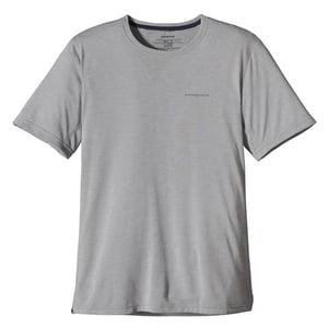 パタゴニア(patagonia) S/S Nine Trails Shirt ショートスリーブ ナイン トレイルズ シャツ Men's S FEA(Feathergrey) 23470