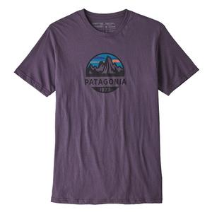 アウトドア&フィッシング ナチュラムパタゴニア(patagonia) メンズ フィッツロイ スコープ オーガニック Tシャツ S PTPL(Piton Purple) 39144
