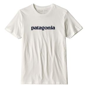 パタゴニア(patagonia) Text Logo Organic T-Shirt テキスト ロゴオーガニック Tシャツ Men's 39154
