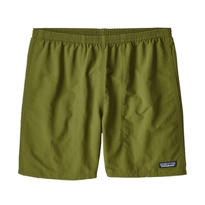 M's Baggies Shorts−5 in.(メンズ バギーズ ショーツ(股下5インチ)) S SPTG(Sprouted Green)