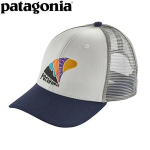 パタゴニア(patagonia) K's Trucker Hat(キッズ トラッカー ハット) 66032 ハット(ジュニア・キッズ・ベビー)