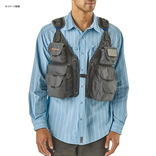 パタゴニア(patagonia) Convertible Vest(コンバーティブル ベスト) 81916 フィッシングベスト(メッシュあり)