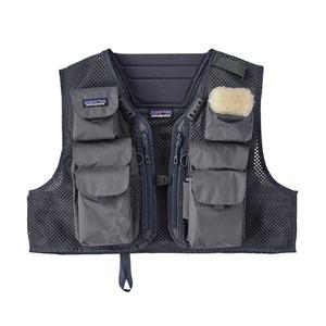 パタゴニア(patagonia) Mesh Master II Vest(メッシュマスターII ベスト) 81961 フィッシングベスト(メッシュあり)