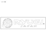 RYUGI(リューギ) RYUGI カッティングステッカー ACS115 ステッカー
