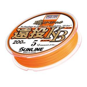 サンライン(SUNLINE) 磯スペシャル 遠投 K.B. 200m 道糸200m以上