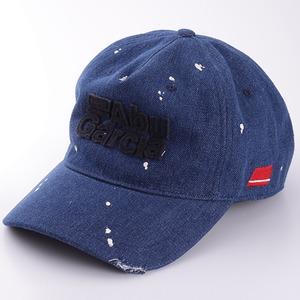 アブガルシア(Abu Garcia) ダメージデニムキャップ 1479689 帽子&紫外線対策グッズ