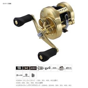シマノ(SHIMANO) 18 カルカッタコンクエスト 401 L 左巻き 03866