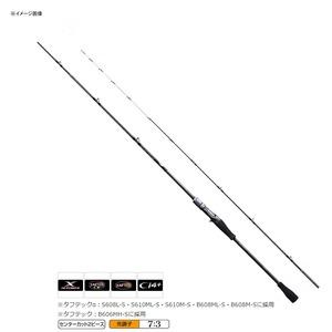 【送料無料】シマノ(SHIMANO) サーベルマスター SS スティック B606MHS 25289