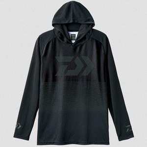 ダイワ(Daiwa) DE-34008 フーディー メッシュシャツ 08330423 フィッシングシャツ
