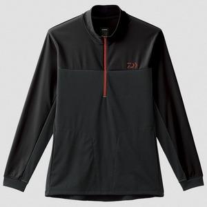 ダイワ(Daiwa) DE-52008 BUG BLOCKER+UV 防蚊ハーフジップシャツ 08330498 フィッシングシャツ