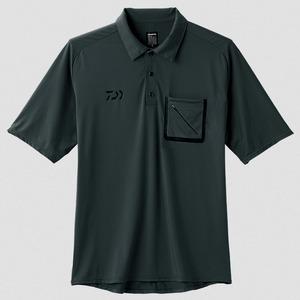 ダイワ(Daiwa) DE-57008 ストレッチショートスリーブ ポケット付きポロシャツ 08330531