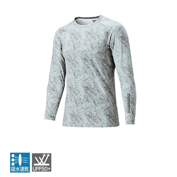 シマノ(SHIMANO) IN-061Q サンプロテクション ロングスリーブシャツ 55741 アンダーシャツ
