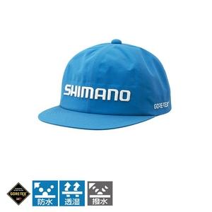 シマノ(SHIMANO) CA-011R GORE-TEX フラットブリムキャップ 55457 帽子&紫外線対策グッズ