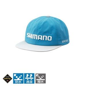 シマノ(SHIMANO) CA-011R GORE-TEX フラットブリムキャップ 55466 帽子&紫外線対策グッズ