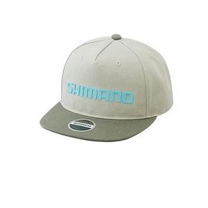 シマノ(SHIMANO) CA-091R フラットブリムキャップ 55499 帽子&紫外線対策グッズ