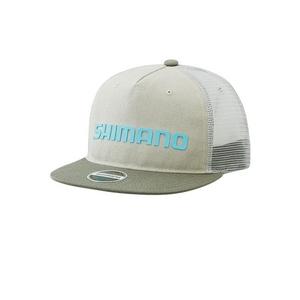 シマノ(SHIMANO) CA-092R フラットブリムメッシュキャップ 55503 帽子&紫外線対策グッズ