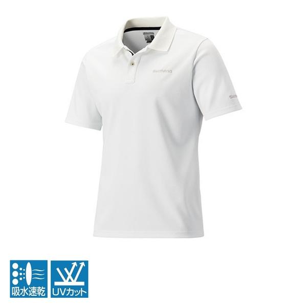 シマノ(SHIMANO) SH-074R ポロシャツ(半袖) 56274 フィッシングシャツ
