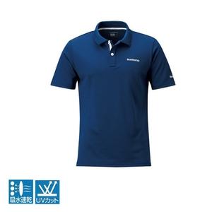シマノ(SHIMANO) SH-074R ポロシャツ(半袖) 56296 フィッシングシャツ